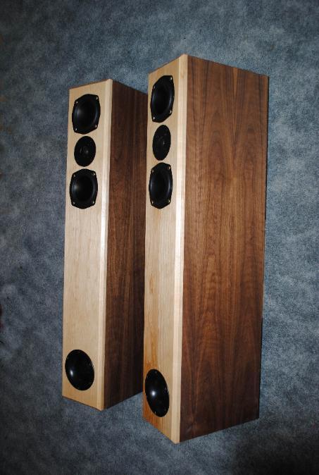 DIY MTM TL Speaker - diyAudio